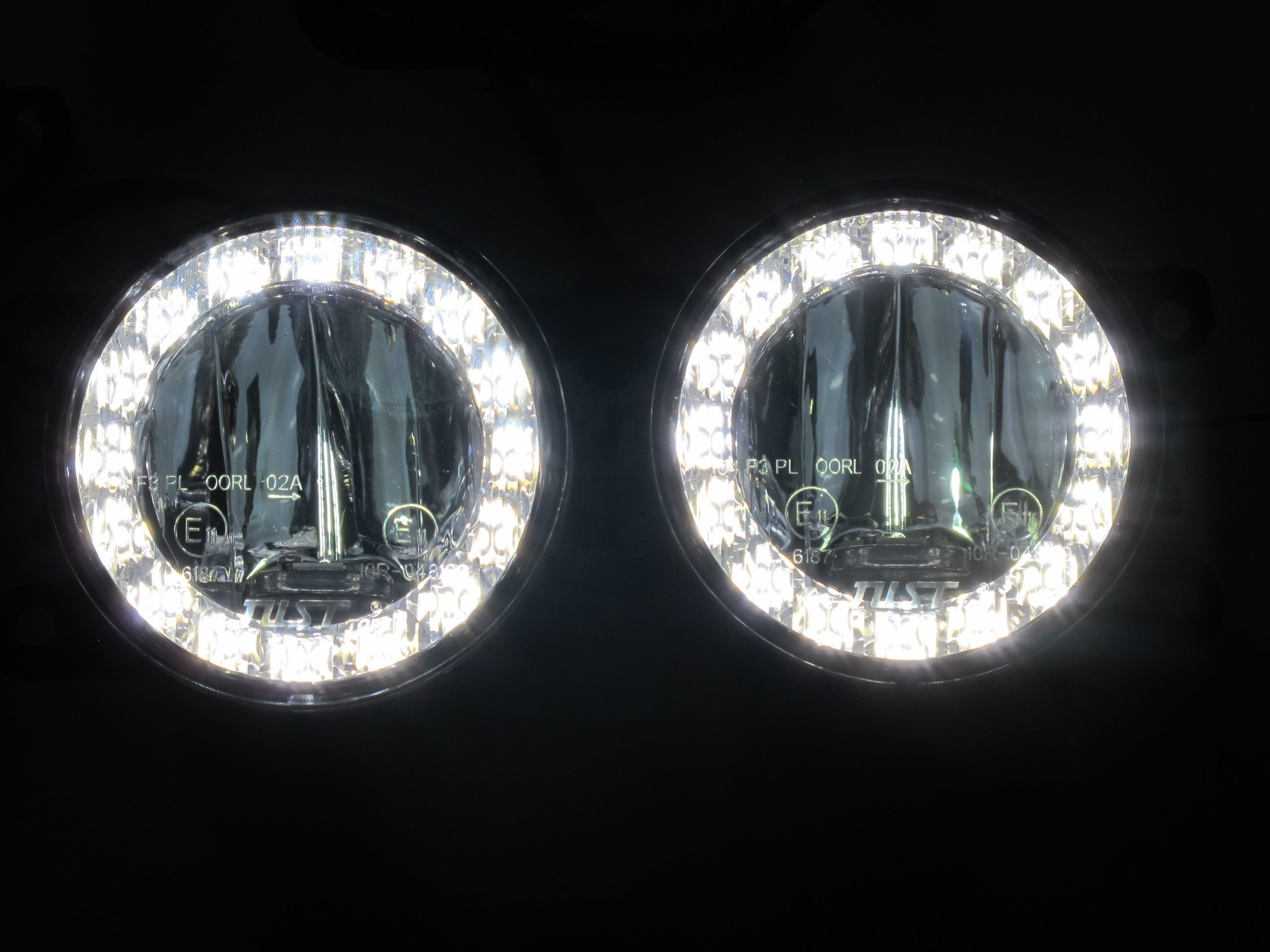 lampy dwufunkcyjne led subaru